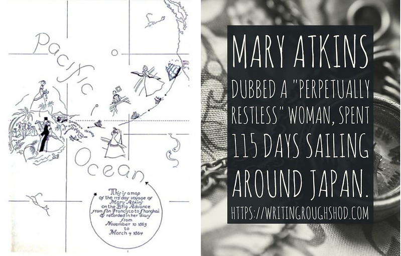MARY ATKINS #100travelHERS