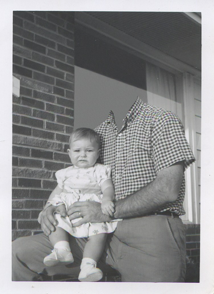 全家福裡消失的父親,在孩子成長中缺席的父愛8
