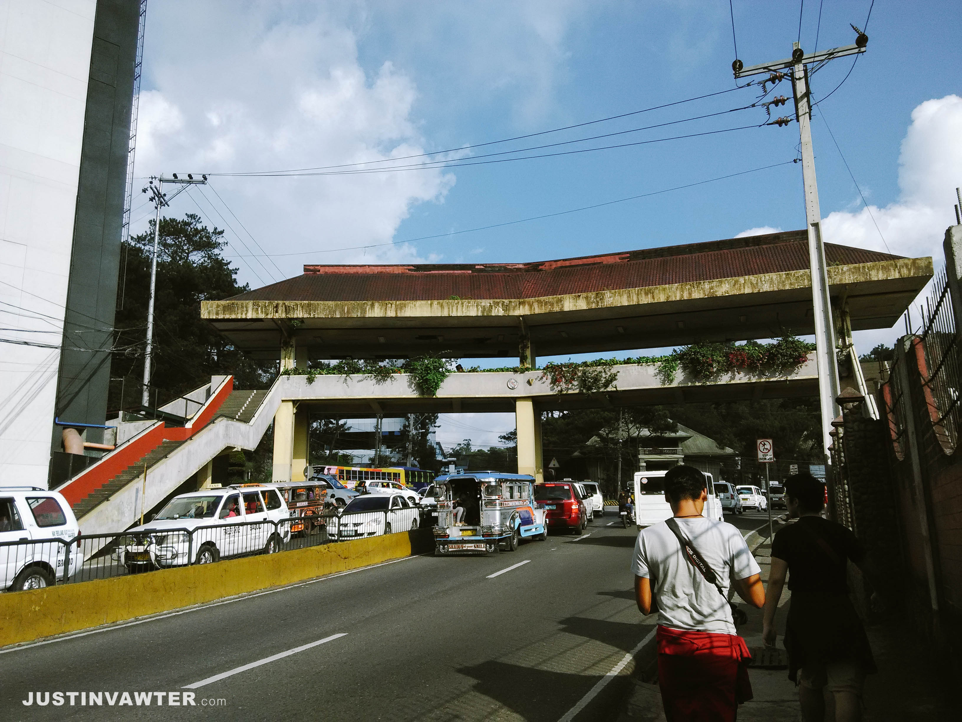 Touchdown Baguio