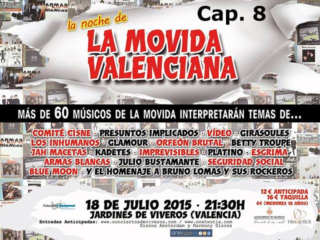 CAP 8 LMV
