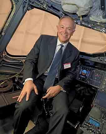 Tim Clark - Presidente de Emirates (Emirates)
