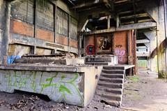 Ancien lavoir à charbon de Carmaux, Blaye les mines