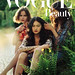 Vogue Japan August '15 beauty cover by Alexandra Sophie