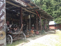 Museum at Chute Lake