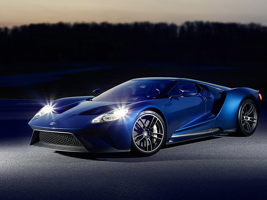 Less than 20 Ford GT's to be sold in the UK
