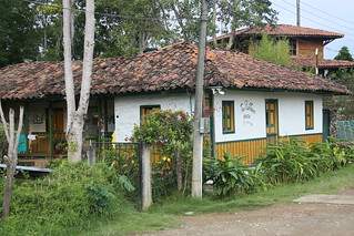 Plantation House Hostel.  Salento, Colombia.