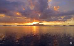 Sunset from Dos Palmas