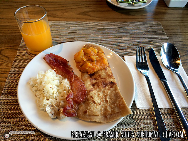 Fraser Suites Sukhumvit_Breakfast Meal