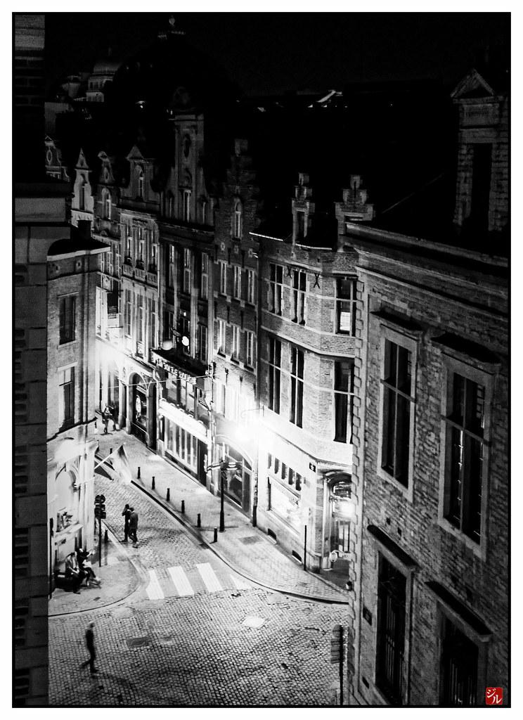 Décor de théâtre - Bruxelles