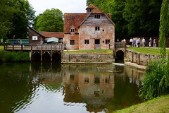 A Day Trip To Mapledurham House - 25 June 2015