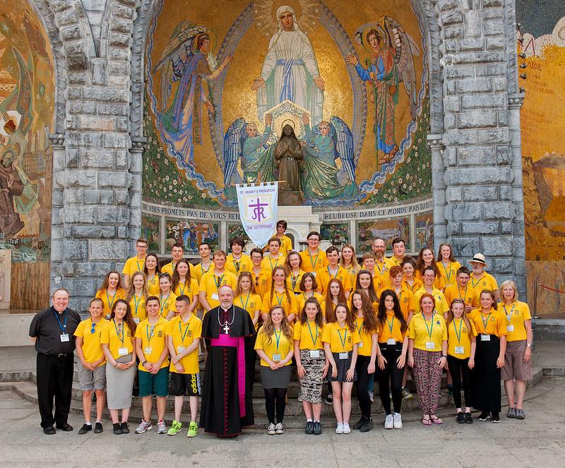 Lourdes Pilgrimage 2015
