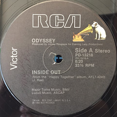 ODYSSEY:INSIDE OUT(LABEL SIDE-A)