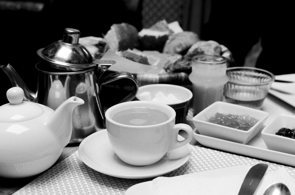 Breakfast in Meknès