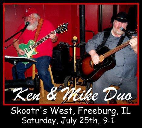 Ken & Mike Duo 7-25-15