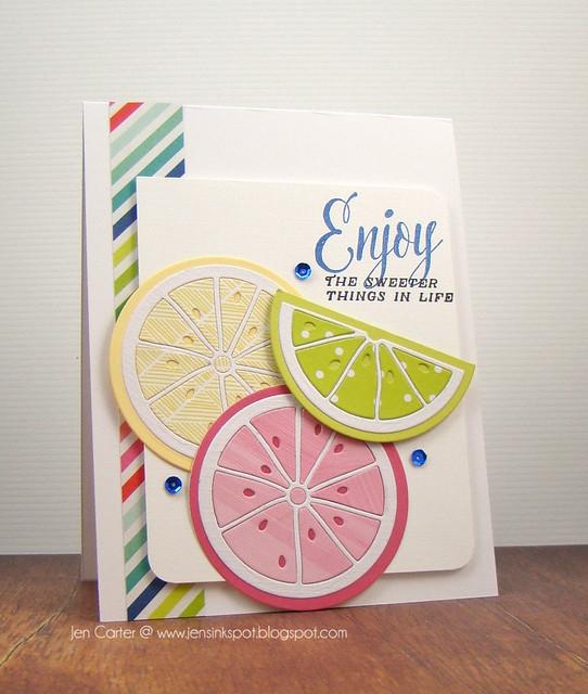 Jen Carter Fruit Sweeter Side Life