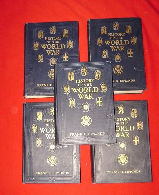 Frank H. Simonds' History of the World War