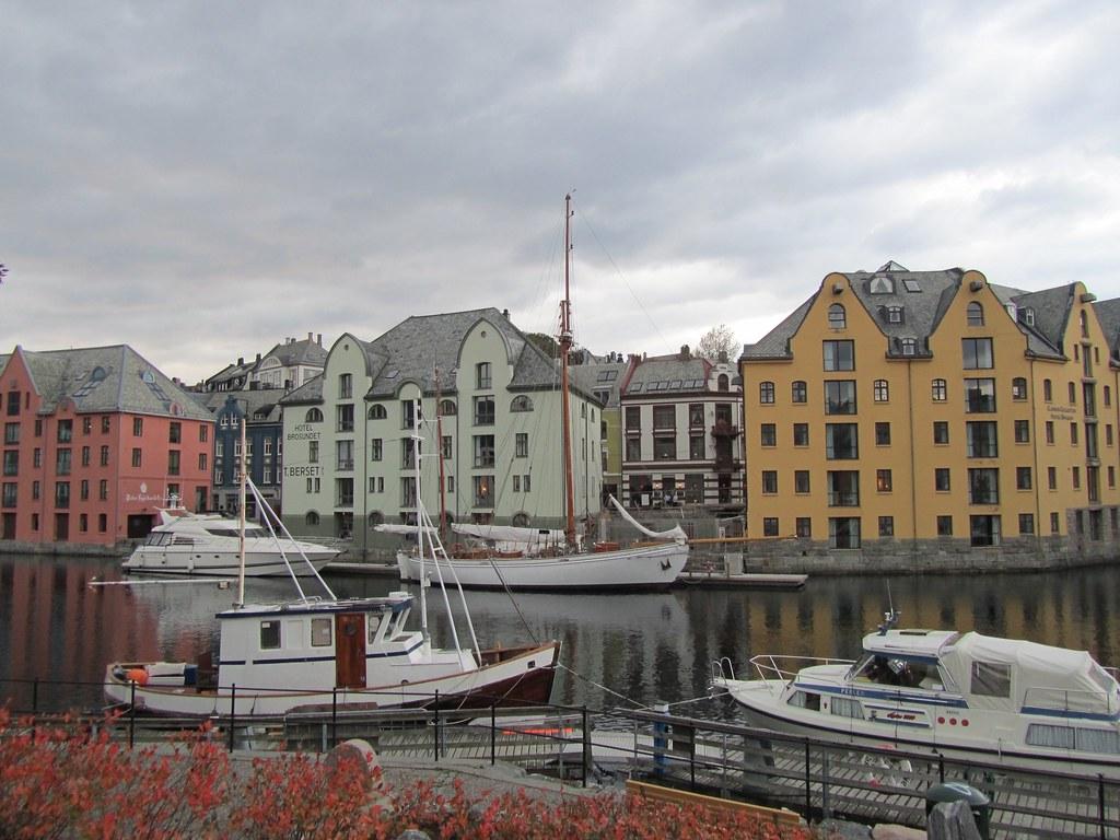 Otra zona de Alesund