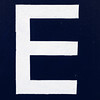 letter E by Leo Reynolds