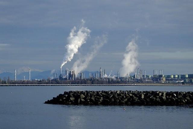 Tesoro Anacortes Refinery