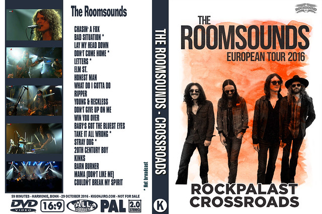 The Roomsounds - Crossroads