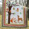 Animal panel quilt