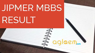 JIPMER MBBS Result 2015 Declaration at jipmer.edu.in