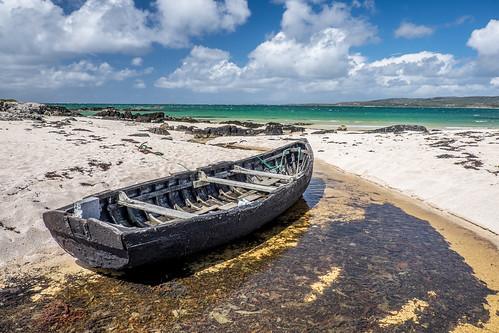ireland seascape seaside heavenonearth abandonedboat competitionentries