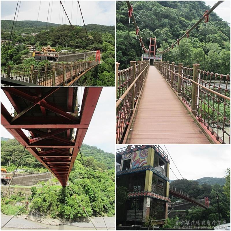 02烏來吊橋
