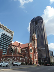 Dallas - The Cathedral Shrine of the Virgin of Guadalupe