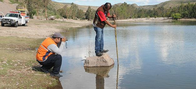 No hay reportes de gente que haya ingresado a las corrientes del río Santiago o zonas de riesgo afortunadamente