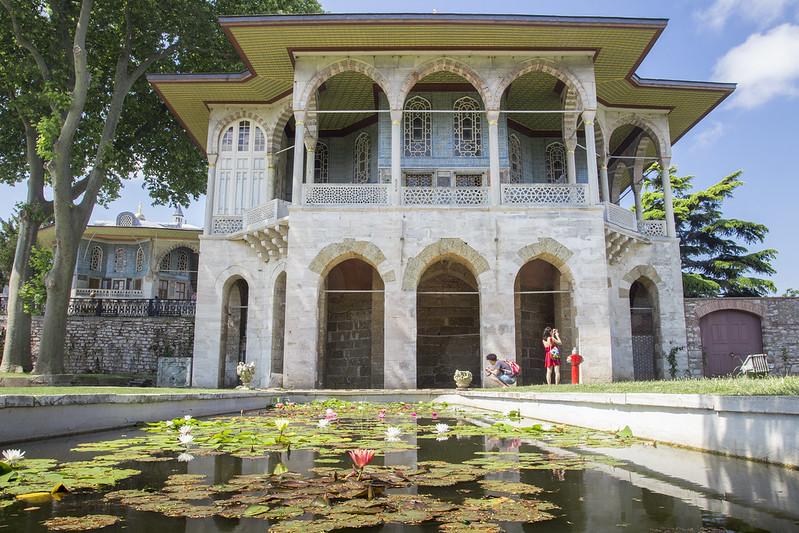Revan Kiosk in Topkapi Palace, Istanbul