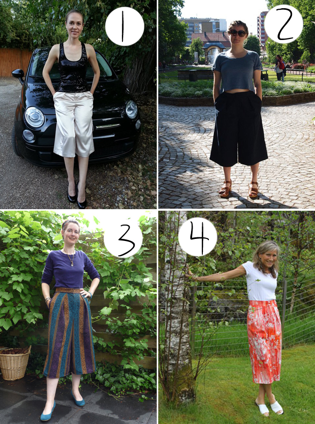 Culottes Voting