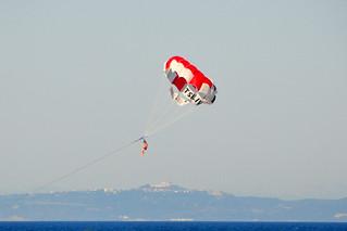 Sailing Over Chlemoutsi