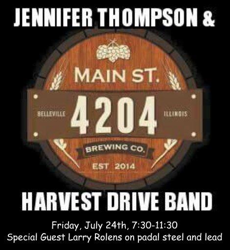 Harvest Drive Band 7-24-15