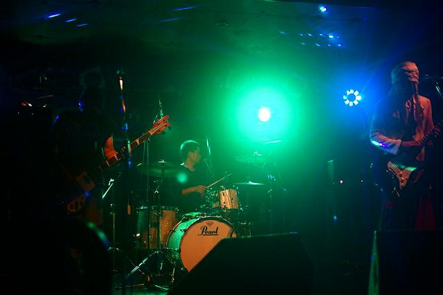 SPUTNIK KOMBINAT live at ShowBoat, Tokyo, 26 Jul 2015. 083