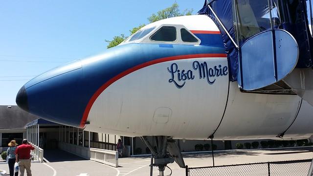 Elvis' Lisa Marie Jet #4