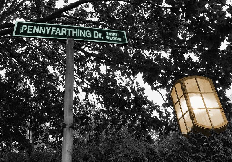 Pennyfarthing Drive