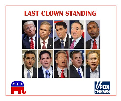 Tonight on Fox: Last Clown Standing