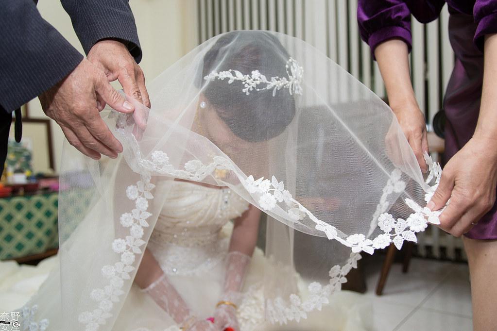 台南婚攝-繼中&佳芸-迎娶午宴 X 東東宴會式場-東嬿廳 (28)