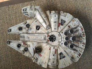 Kenner Millennium Falcon | by Mashku