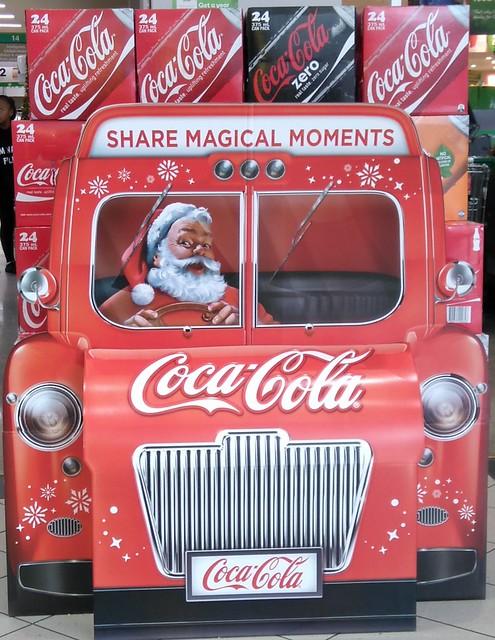 Coca-Cola Christmas Santa