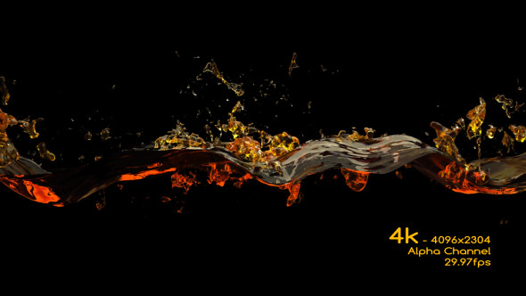Fire Action Logo - Premiere Pro - 48