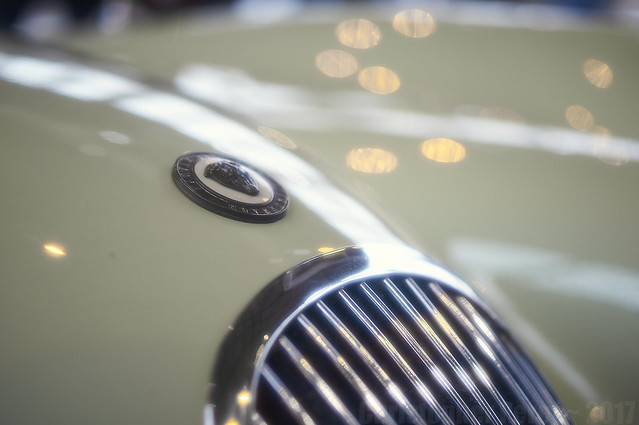 Jaguar XK120 Drop Head Coupe ~ Retromobile 2017 ~ Paris, France