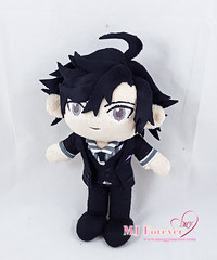 Jumin Han Plush (Commission)
