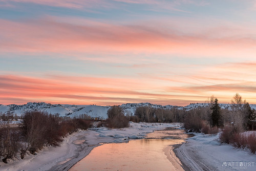 clouds gunnisonriver river sunset whitewaterpark
