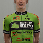 Ploegvoorstelling 2017: EFC-L&R-VULSTEKE U23 Cycling Team