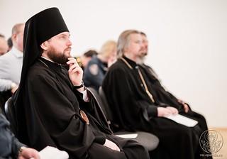 Молебен в Спасском соборе 540