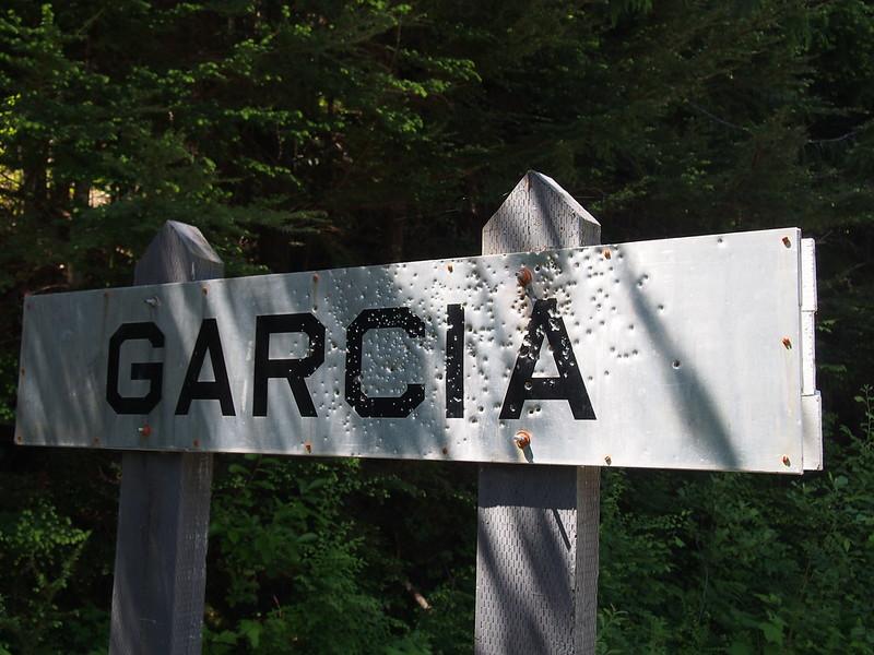 Garcia Sign: Plenty of shooting.
