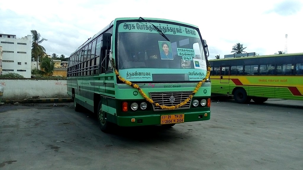 Bus Bangalore - Madurai | Find the Cheapest Tickets - Busbud