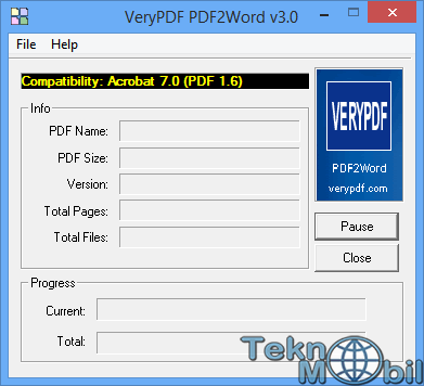 PDF to Word v3.0 Full